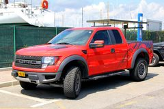 Ford F150 Raptor Royalty Free Stock Image