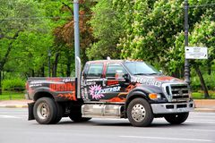 Ford F650 Royalty Free Stock Images