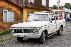 Ford F-100 Stock Image