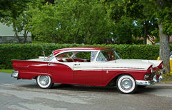 FORD FAIRLANE 500 Royalty-vrije Stock Foto