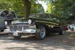 1957 Ford Fairlane 500 Club Victoria Royalty-vrije Stock Foto's