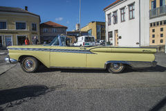 1959 Ford Fairlane 2 Door Convertible Stock Photography