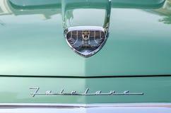 Ford Fairlane Hood Stockbilder