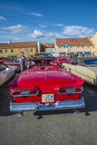 1958 ford fairlane 500 Royalty Free Stock Image