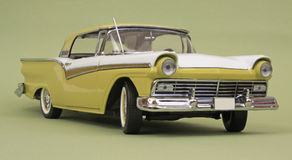 Ford Fairlane Skyliner 1957 Royalty Free Stock Images