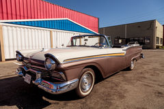 1957 Ford Fairlane 500 Skyliner Royalty Free Stock Photos