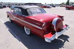 Ford Fairlane Sunliner 1956 Royalty Free Stock Photography