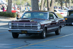 Ford Fairlane XL car on display Royalty Free Stock Images
