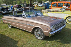 Ford Falcon 1963 Image stock