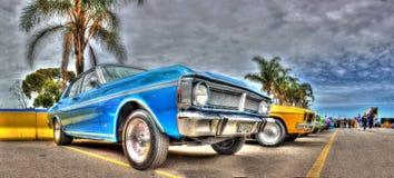Ford Falcon 1971 DI X-Y fotografia stock libera da diritti