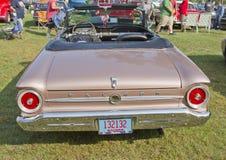 Ford Falcon Rear View 1963 Fotografía de archivo