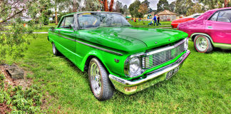 Ford Falcon 1964 XM Royaltyfri Foto