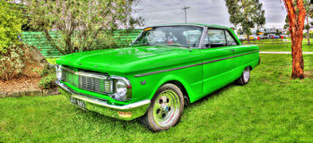 1964 Ford Falcon XM Stock Images