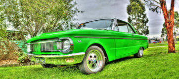 1964 Ford Falcon XM Stock Photos