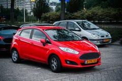 Ford Fiesta imagem de stock royalty free