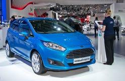 Ford Fiesta imagens de stock royalty free