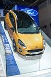 Ford Fiesta Ative fotos de stock