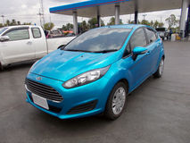 Ford  Fiesta Royalty Free Stock Photography