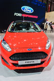 Ford Fiesta, Motor Show Geneva 2015. Stock Images