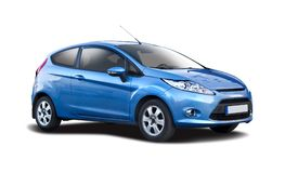 Ford Fiesta new Stock Photos