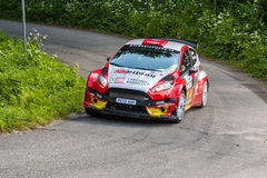 Ford Fiesta R5 Stock Photo