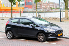 Ford Fiesta Royalty Free Stock Images