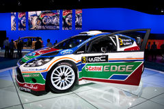 Ford Fiesta RS WRC Stock Photos