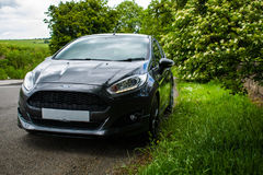 2016 Ford Fiesta ST-Line royalty free stock image
