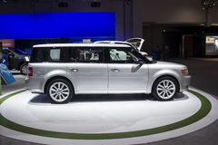 Ford Flex Royaltyfria Bilder