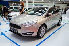 Ford Focus Fotografia Stock Libera da Diritti