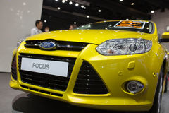 Ford Focus Royalty Free Stock Photo