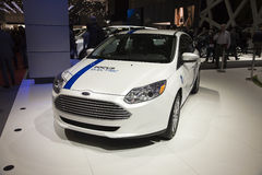 Ford Focus Electro BEV. At the 81st edition of the Geneva motor show in Switzerland Stock Photo