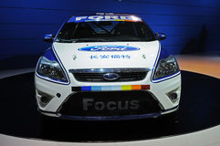 Ford focus front Stock Photos