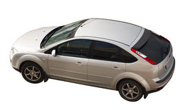 Ford Focus isolated Stock Image