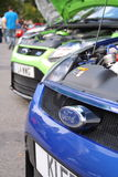 Ford Focus RS royalty free stock images