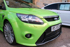 Ford Focus RS Stockbilder