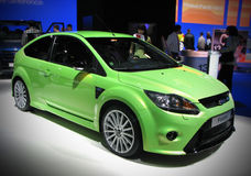 Ford Focus RS Royalty Free Stock Photography
