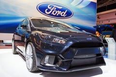 Ford Focus RS Fotos de archivo libres de regalías