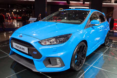 2016 Ford Focus RS Obraz Stock