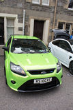 Ford Focus RS sports car Royalty Free Stock Photo