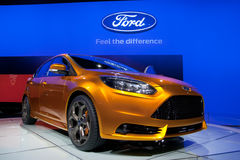 Ford Focus ST Stock Image