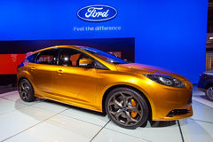 Ford Focus ST Stock Photos