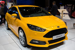 Ford Focus ST car Stock Photography