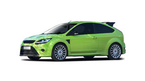 Ford Focus ST Stock Photos