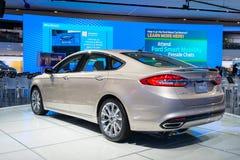 2016 Ford Fusion Royalty-vrije Stock Foto