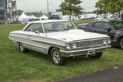 Ford galaxie Stock Afbeelding
