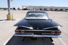 Ford Galaxie. Old cars auto Ford Galaxie coupe Royalty Free Stock Photos