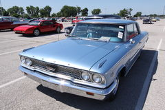 Ford Galaxie 1963 Photo libre de droits