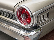 1963 Ford Galaxie. Classic details, 1963 Ford Galaxie royalty free stock photography