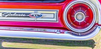 1964 Ford Galaxie 500 Convertibele XL royalty-vrije stock afbeelding